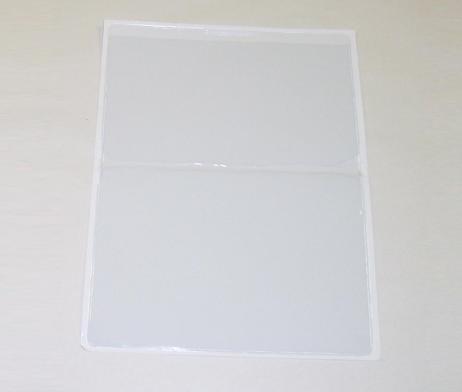 Custom Self Adhesive Peel and Stick Pocket Sleeve