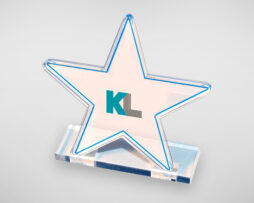 Custom Awards Star