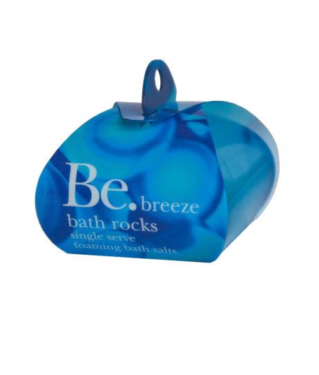 Custom Full-Color Poly Retail Packaging, Bath Salt Box