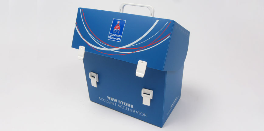 Sherwin Williams Custom Corporate Binder