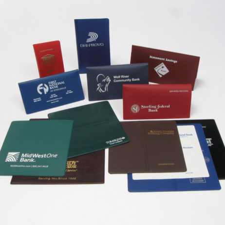 Bank Document Covers